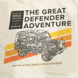 Other - The Great Defender Adventure T Shirt